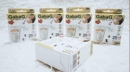 Review Kantong ASI GabaG by Mom Reza