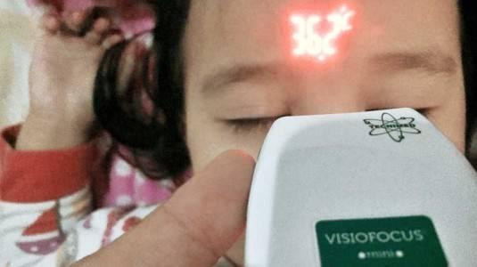 Tecnimed VisioFocus Mini 6700: Solusi Pengukuran Suhu Anak dengan Akurat