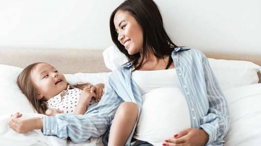 Saya Hamil saat Anak Masih Berusia 9 Bulan