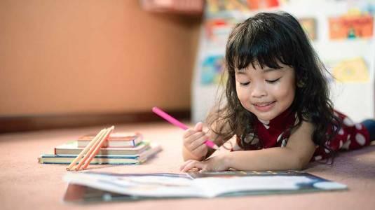Tips Agar Anak Belajar dengan Antusias