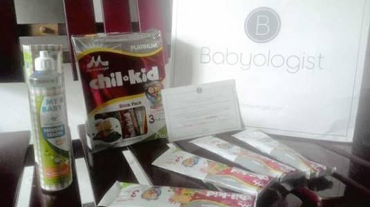 Pengalamanku Bersama Babyologist