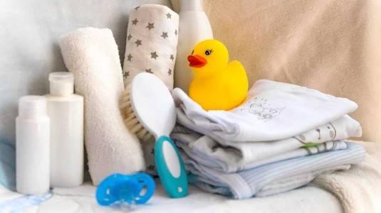 Shampoo dan Sabun Bayi Bebas SLS