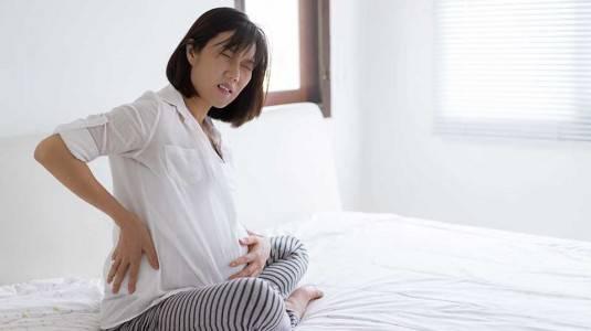 Atasi Perut Kembung Saat Hamil