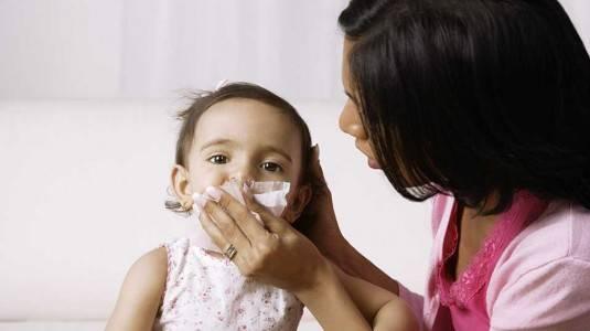 Waspada Flu pada Anak