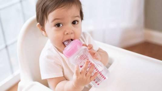 Dr. Brown's 2 in 1 Transition Bottle Kit: Botol Susu Anti Kolik