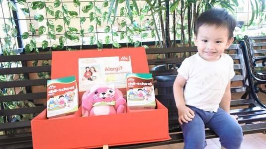 Morinaga Chil Kid Soya untuk si Kecil yang Alergi Susu Sapi