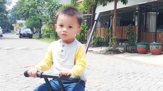 Dapat Micro Trike Gratis dari Babyologist!
