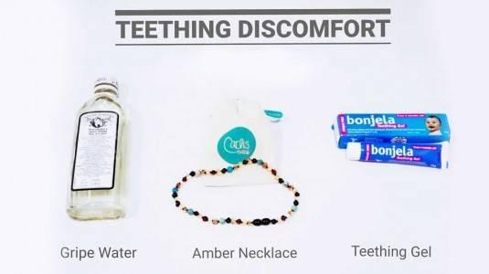 Tips Mengatasi Teething Discomfort pada Anak