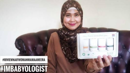 Review NaÏF Woman by Mom Pocut Nurhadana