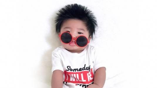 Tips Melebatkan Rambut Bayi dari Kandungan