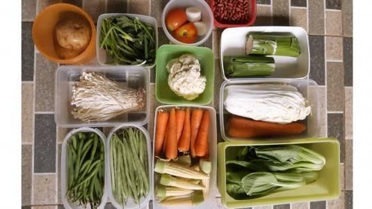 5 Makanan Sehat Pelancar ASI