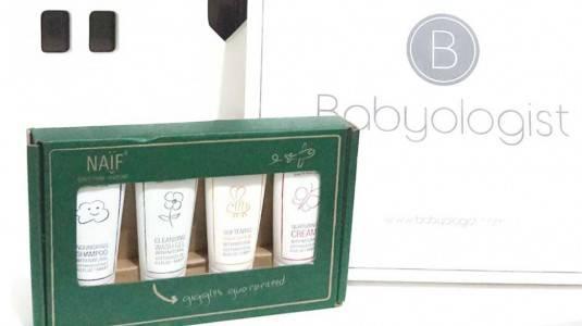 Naïf Baby: Make Your Skin Happy
