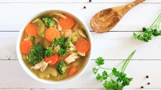 Resep Sup Ayam Penambah ASI: Mudah dan Sederhana