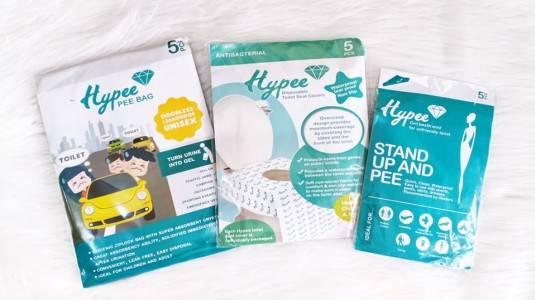 Hypee Hygienic, Best Friend for Unfriendly Toilets