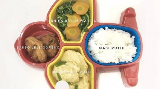 Menghitung Kalori pada MPASI Anak