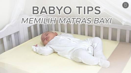 Babyo Tips: Memilih Matras untuk Bayi