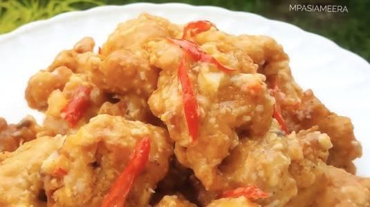 Salted Egg Chicken (19M+)