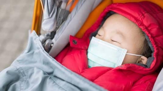 Bayi Terkena Flu Perlukah Minum Antibiotik?
