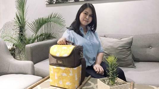 Review Cooler Bag Allegra Double Maxi