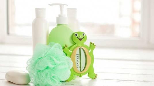 Sabun Bebas SLS untuk si Kecil dengan Harga Terjangkau