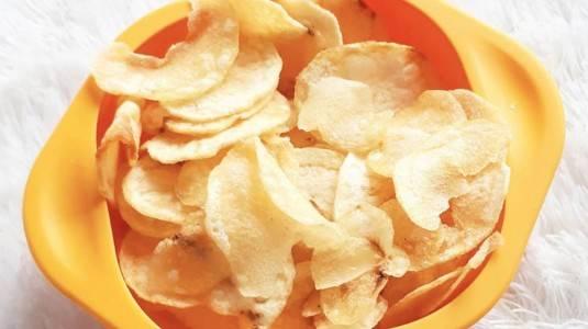 Potato Chips ala Mommy Arka