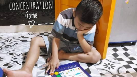 Tips agar Anak Bisa Anteng Saat Bermain atau Dibacakan Buku