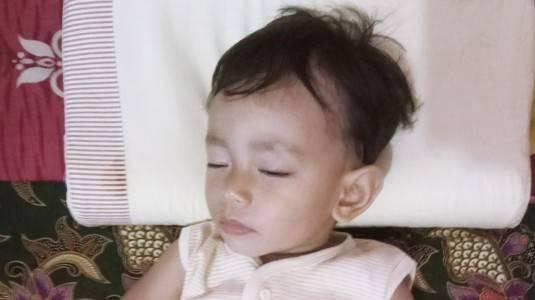 Nyamannya Tidur dengan Pillow dari Babybee