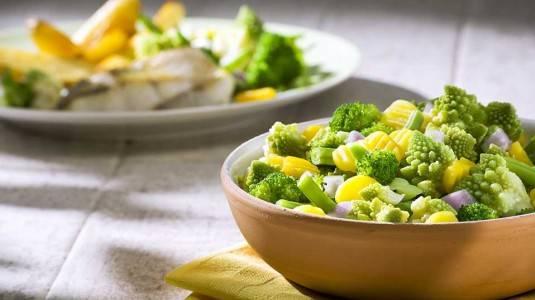 Hamil Sehat dengan Makanan Kukus