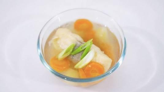 Soup Ikan Dori