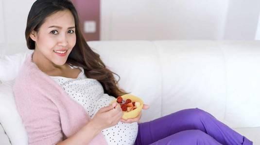 Larangan Makanan Saat Hamil