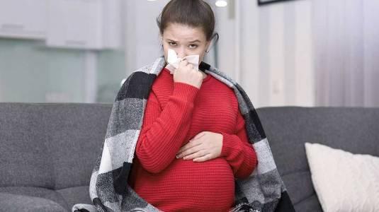 Cara Meredakan Flu Saat hamil