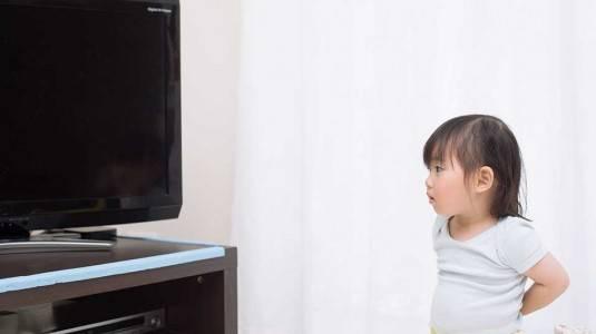 Tips Menyapih dari TV dan Gadget