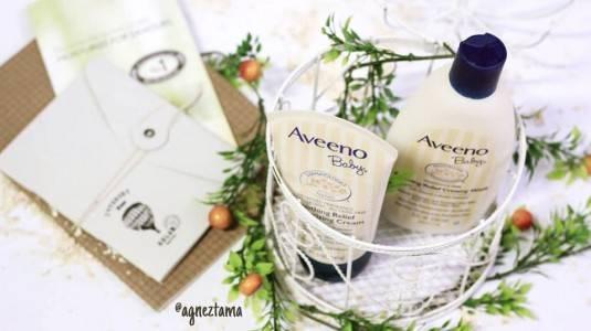 Review Aveeno Baby: Solusi untuk Kulit Extra Kering dan Sensitif