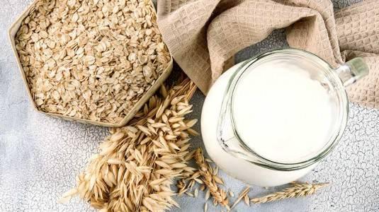 Oat Milk sebagai Pengganti Susu Sapi