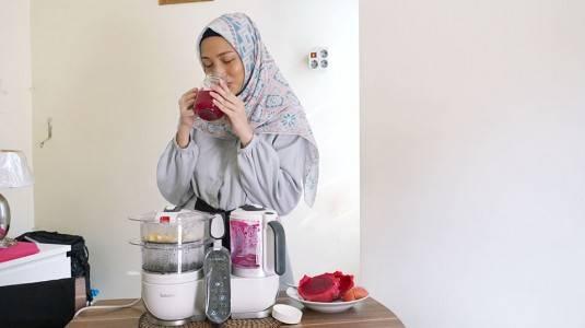 Tips Mengolah Makanan Ala Pregnant Working Mom