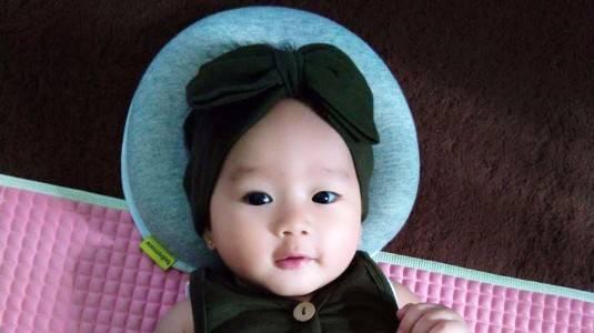 Review Babymoov Lovenest+: Kepalaku Bulat Sempurna