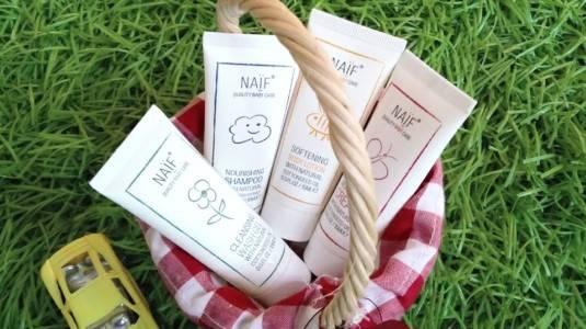 Merawat Kulit Baby dengan Skincare Alami Naif Baby