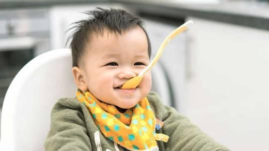 Tips Menambah Nafsu Makan Bayi