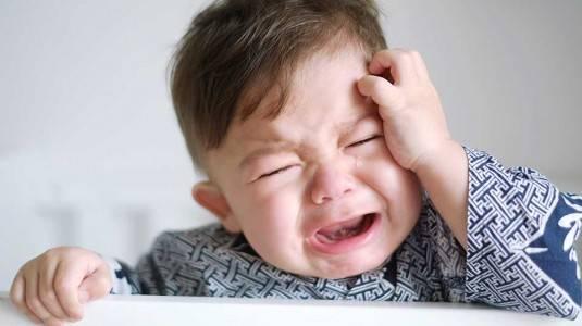 Faktor Penyebab Meningitis pada Anak