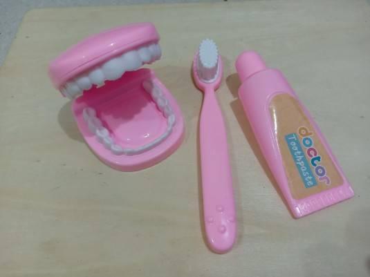 Bahaya Sikat Gigi