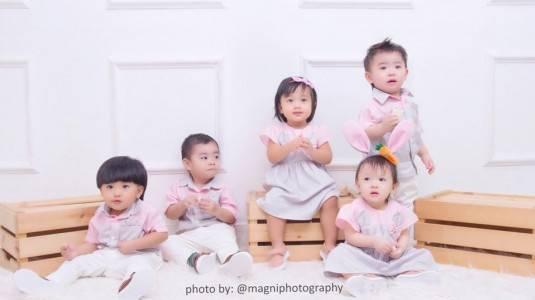 Tips untuk Foto Studio Anak