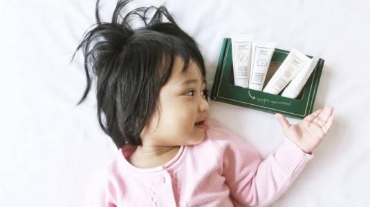 Naif Baby Mini Set Andalanku Saat Travelling
