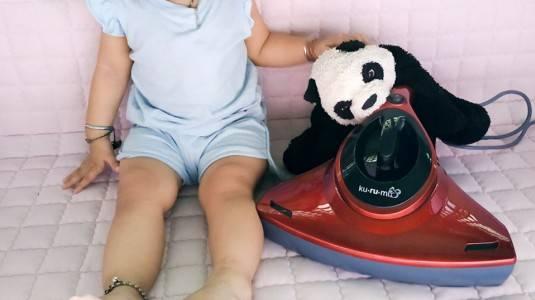 Review Kurumi Anti Dust Mites UV Vacuum Cleaner