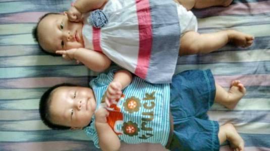 Tips Mom dan Twin Babies Sehat Selama Kehamilan
