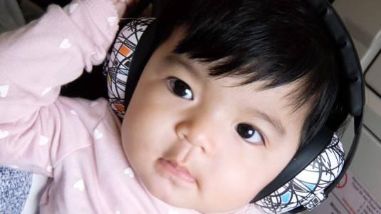 Baby Banz, Teman Baik Bayi di Pesawat