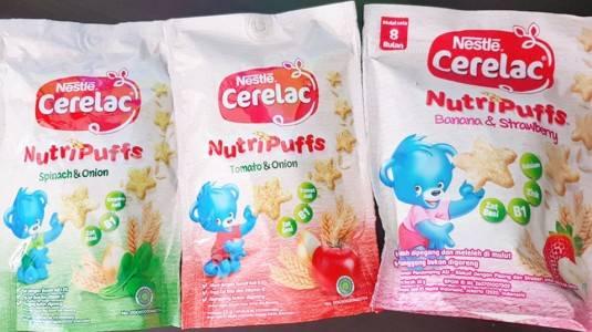 Review Cerelac NutriPuffs