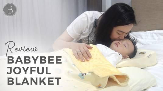 Babyo Review: Babybee Joyful Blanket