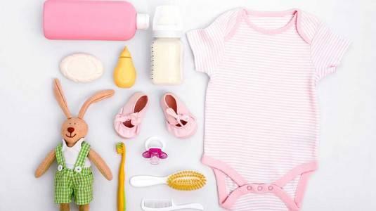 Peralatan Terpenting untuk Newborn Baby