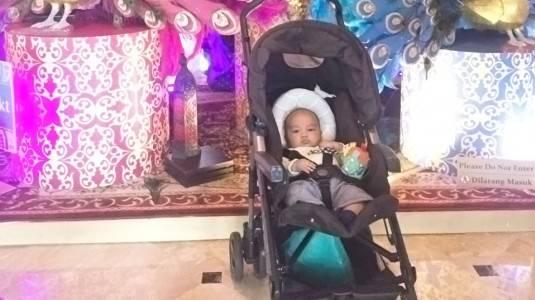 Pertama Kali Staycation bersama Baby Kamayel
