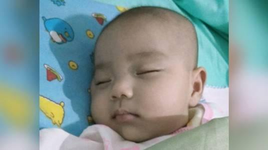 Melatih Anak 4 Bulan Tidur Tanpa Digendong atau Ayunan